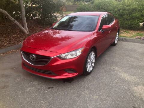 2017 Mazda MAZDA6 for sale at North Coast Auto Group in Fallbrook CA