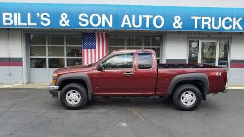 2007 Chevrolet Colorado for sale at Bill's & Son Auto/Truck Inc in Ravenna OH