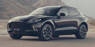 2021 Aston Martin DBX for sale in Roslyn, NY