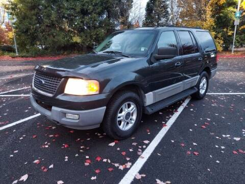 2003 Ford Expedition for sale at Cars & Trailers in Portland OR