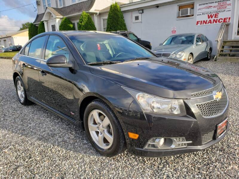 2012 Chevrolet Cruze for sale at Reyes Automotive Group in Lakewood NJ