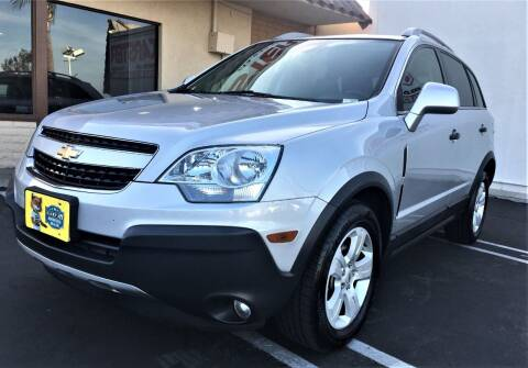 2014 Chevrolet Captiva Sport for sale at CARSTER in Huntington Beach CA