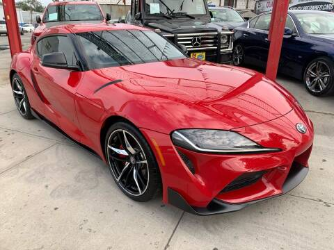 2020 Toyota GR Supra for sale at LIBERTY AUTOLAND INC in Jamaica NY