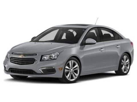 2015 Chevrolet Cruze for sale at Griffeth Mitsubishi - Pre-owned in Caribou ME