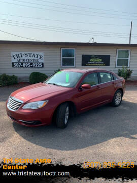 2013 Chrysler 200 for sale at Tri State Auto Center in La Crescent MN