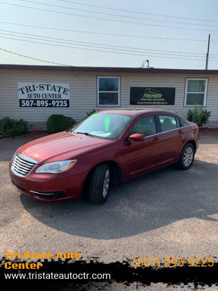 2013 Chrysler 200 for sale at Tri State Auto Center in La Crescent MN