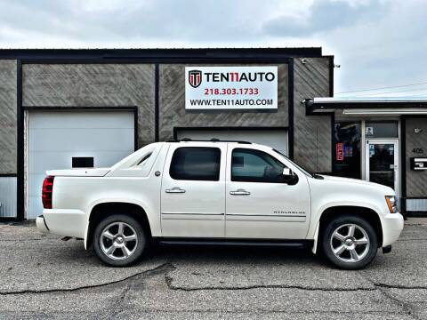 2013 Chevrolet Avalanche for sale at Ten 11 Auto LLC in Dilworth MN