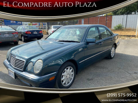 1999 Mercedes-Benz E-Class for sale at El Compadre Auto Plaza in Modesto CA