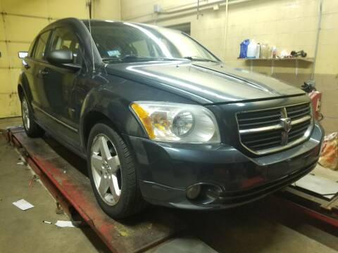2007 Dodge Caliber for sale at Emory Street Auto Sales and Service in Attleboro MA