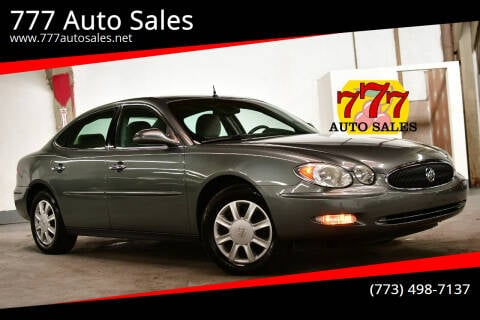2005 Buick LaCrosse for sale at 777 Auto Sales in Bedford Park IL