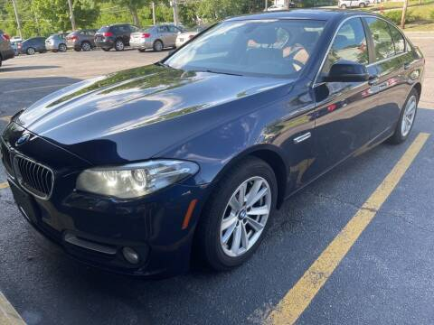 2015 BMW 5 Series for sale at Premier Automart in Milford MA
