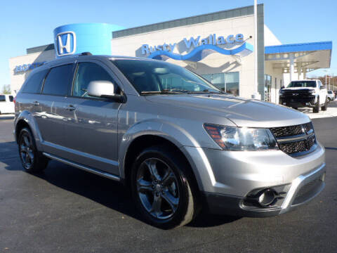 2016 Dodge Journey for sale at RUSTY WALLACE HONDA in Knoxville TN