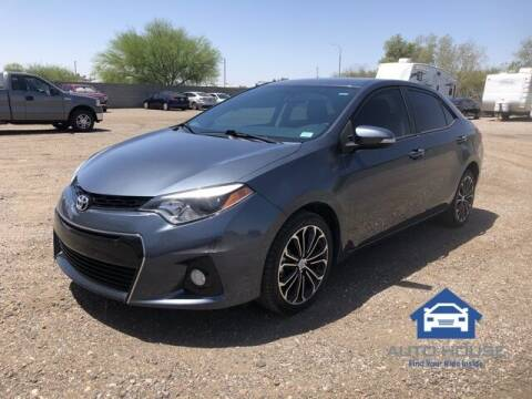2015 Toyota Corolla for sale at AUTO HOUSE PHOENIX in Peoria AZ