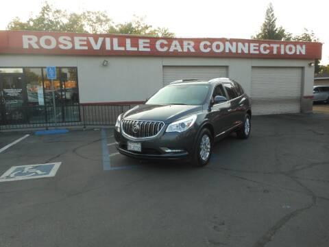 2014 Buick Enclave for sale at ROSEVILLE CAR CONNECTION in Roseville CA