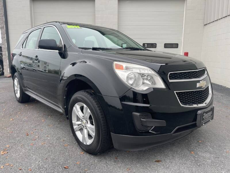 2011 Chevrolet Equinox for sale at Zimmerman's Automotive in Mechanicsburg PA