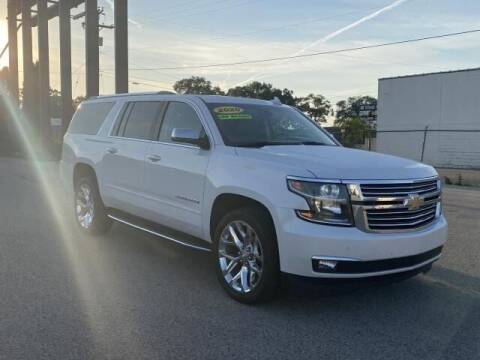 2020 Chevrolet Suburban for sale at Betten Baker Preowned Center in Twin Lake MI