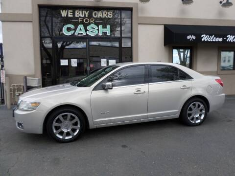 2009 Lincoln MKZ for sale at Wilson-Maturo Motors in New Haven Ct CT