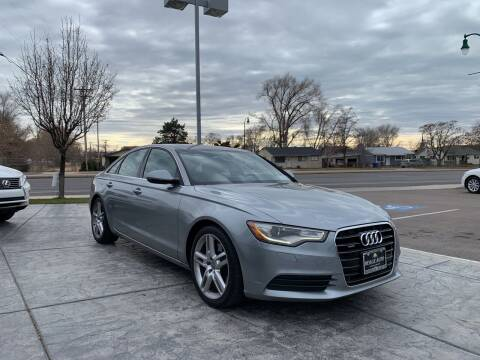 2015 Audi A6 for sale at Berge Auto in Orem UT