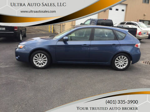 2011 Subaru Impreza for sale at Ultra Auto Sales, LLC in Cumberland RI