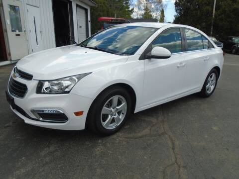 2015 Chevrolet Cruze for sale at NORTHLAND AUTO SALES in Dale WI