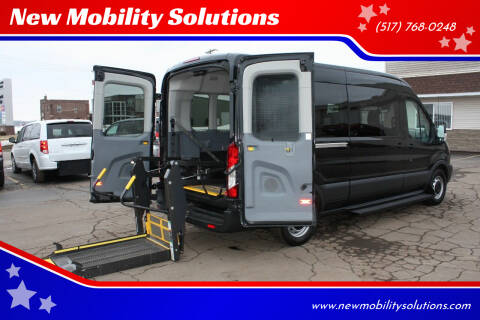 2015 Ford Transit Passenger for sale at New Mobility Solutions in Jackson MI