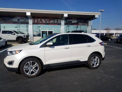 2018 Ford Edge for sale at Davco Auto in Fort Wayne IN