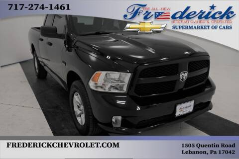 2018 RAM Ram Pickup 1500 for sale at Lancaster Pre-Owned in Lancaster PA