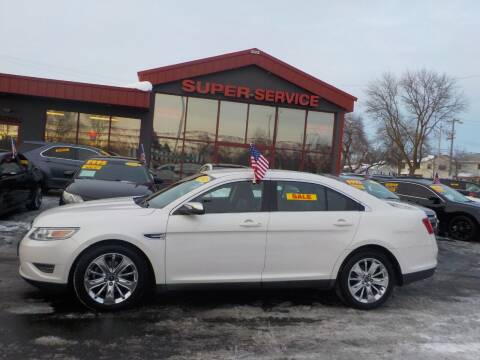 2011 Ford Taurus for sale at Super Service Used Cars in Milwaukee WI