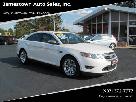 2011 Ford Taurus for sale at Jamestown Auto Sales, Inc. in Xenia OH