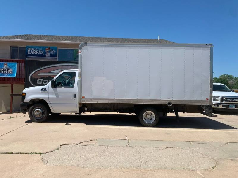 2017 Ford E-Series Chassis for sale at Badlands Brokers in Rapid City SD