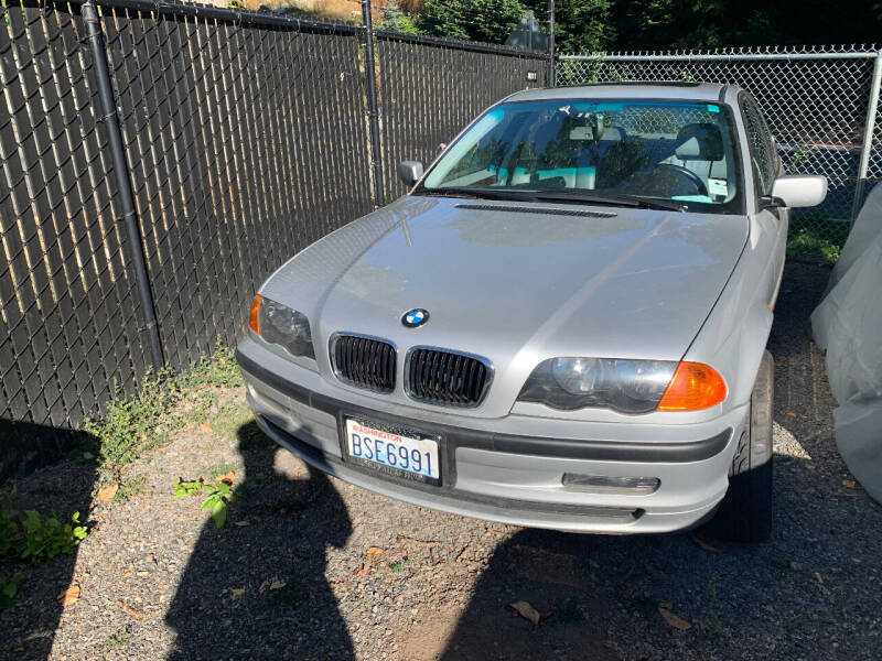 2001 BMW 3 Series for sale at Wild About Cars Garage in Kirkland WA