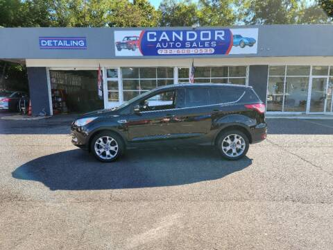 2013 Ford Escape for sale at CANDOR INC in Toms River NJ
