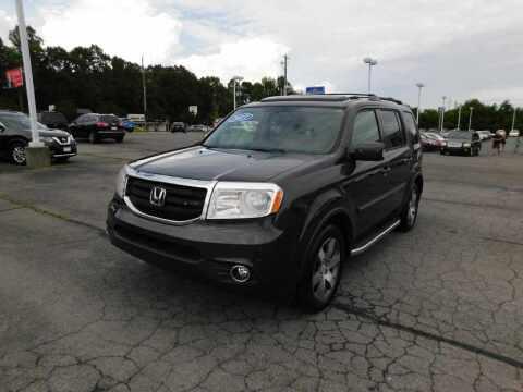 2013 Honda Pilot for sale at Paniagua Auto Mall in Dalton GA