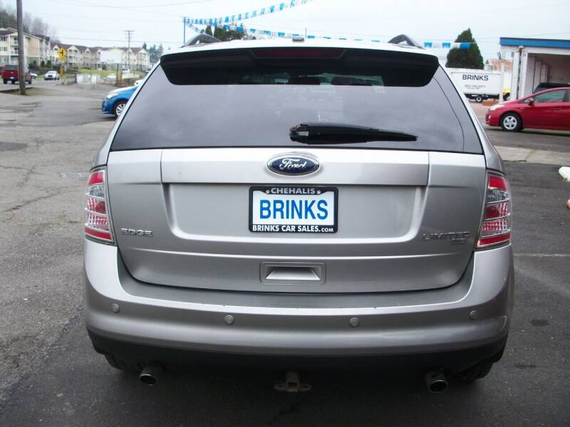 2008 Ford Edge AWD Limited 4dr Crossover - Chehalis WA