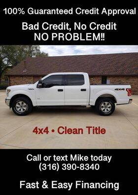 2017 Ford F-150 for sale at Affordable Mobility Solutions, LLC - Standard Vehicles in Wichita KS