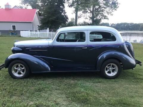 1937 Chevrolet Master Deluxe for sale at J Wilgus Cars in Selbyville DE