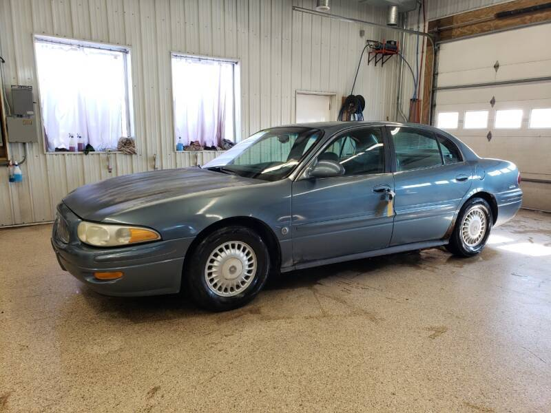 2000 Buick LeSabre for sale at Sand's Auto Sales in Cambridge MN