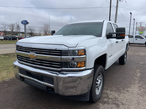 2015 Chevrolet Silverado 2500HD for sale at Blake Hollenbeck Auto Sales in Greenville MI