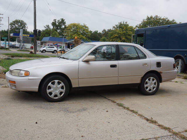 1996 Toyota Camry for sale at Anthony's All Cars & Truck Sales in Dearborn Heights MI