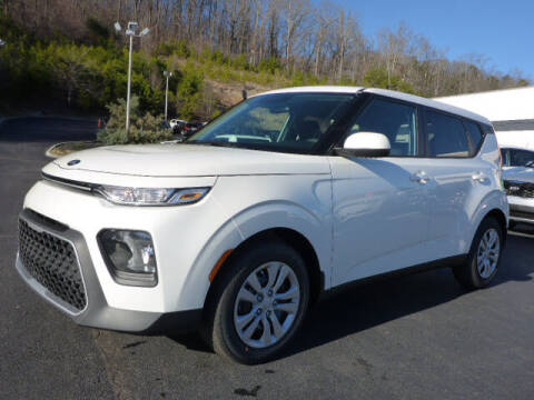 2020 Kia Soul for sale at RUSTY WALLACE KIA OF KNOXVILLE in Knoxville TN