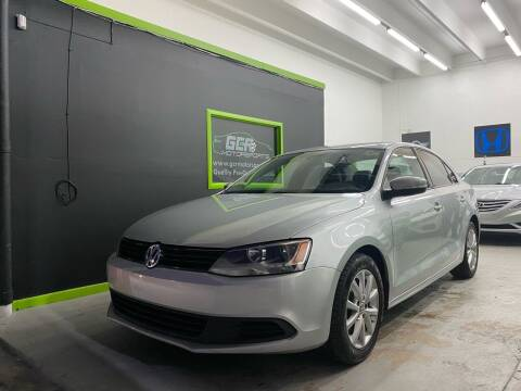2012 Volkswagen Jetta for sale at GCR MOTORSPORTS in Hollywood FL