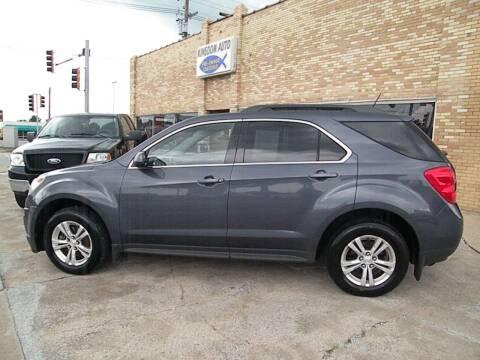 2014 Chevrolet Equinox for sale at Kingdom Auto Centers in Litchfield IL