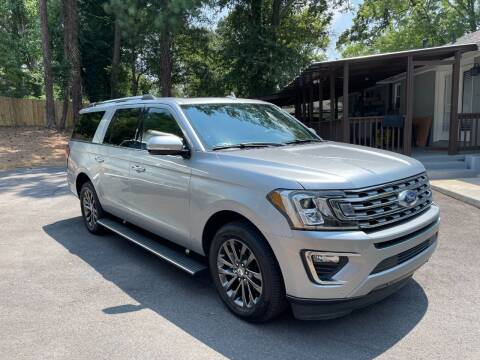 2020 Ford Expedition MAX for sale at RC Auto Brokers, LLC in Marietta GA