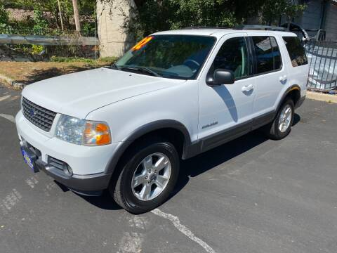 2002 Ford Explorer for sale at 5 Stars Auto Service and Sales in Chicago IL