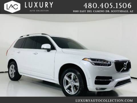 2019 Volvo XC90 for sale at Luxury Auto Collection in Scottsdale AZ