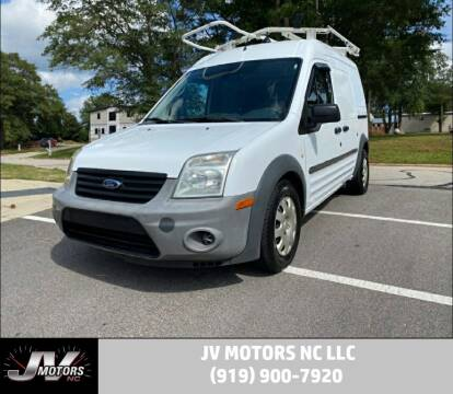 2012 Ford Transit Connect for sale at JV Motors NC LLC in Raleigh NC