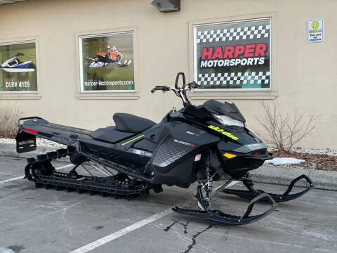 2019 Skidoo Summit X 850 175 3in w/ Shot for sale at Harper Motorsports-Powersports in Post Falls ID