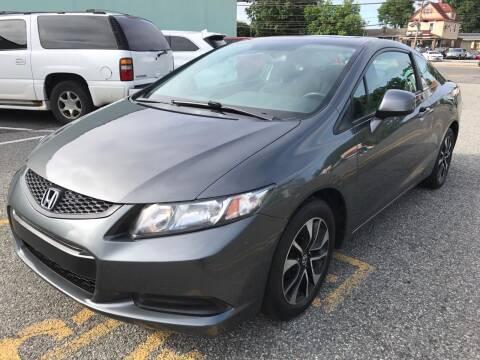 2013 Honda Civic for sale at MFT Auction in Lodi NJ