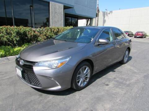 2015 Toyota Camry for sale at Pennington's Auto Sales Inc. in Orange CA