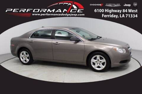 2012 Chevrolet Malibu for sale at Performance Dodge Chrysler Jeep in Ferriday LA